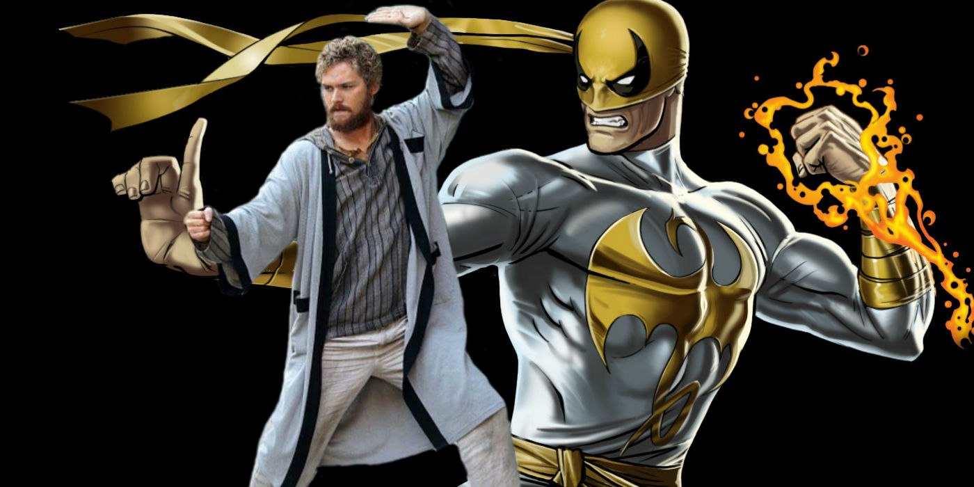 Will IRON FIST Be A Throwback To Old School Kung-Fu Movies