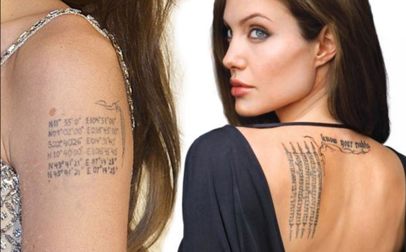 Photo of 6 Famous Hollywood Celebs With Desi Tattoos