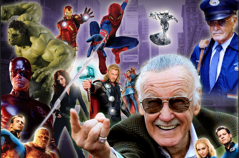Photo of The Latest Stan Lee Cameo is the Most Artistic of Them All