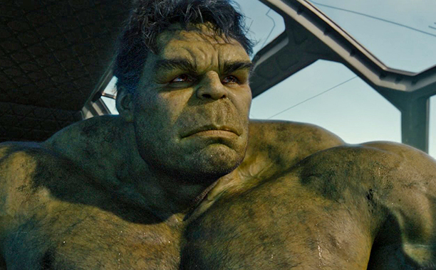 the-hulk Mark Ruffalo