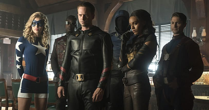Photo of Legends of Tomorrow S02: 6 Members of Justice Society of America