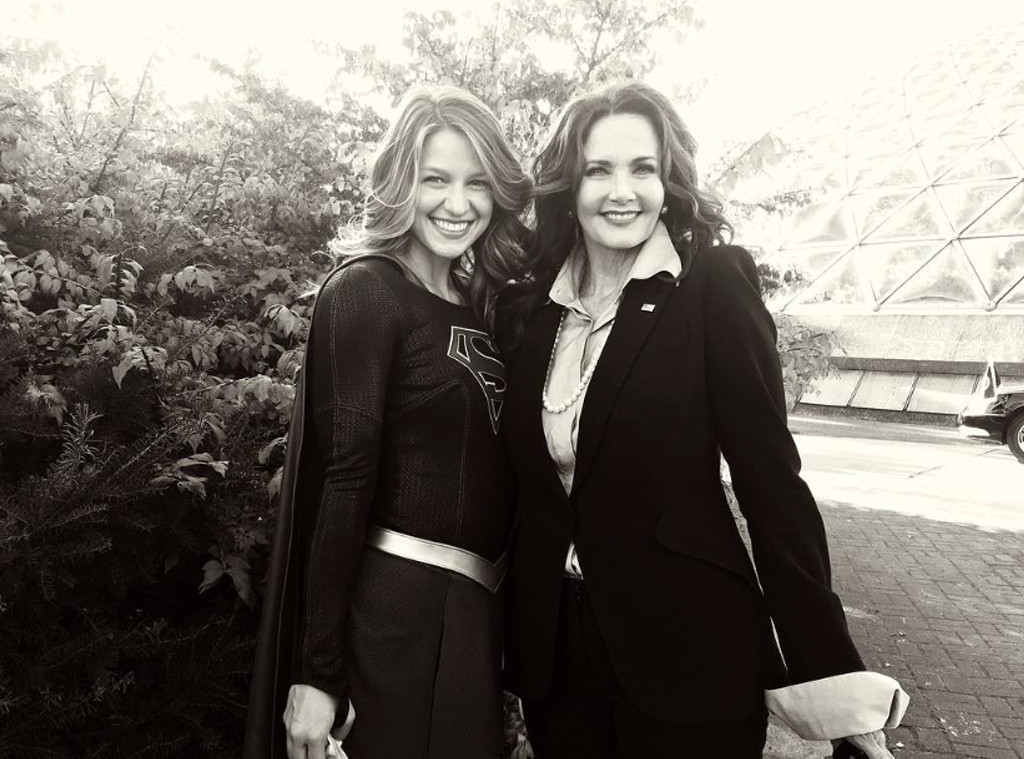 Photo of Supergirl S02: Has the Identity of Lynda Carter Been Revealed?