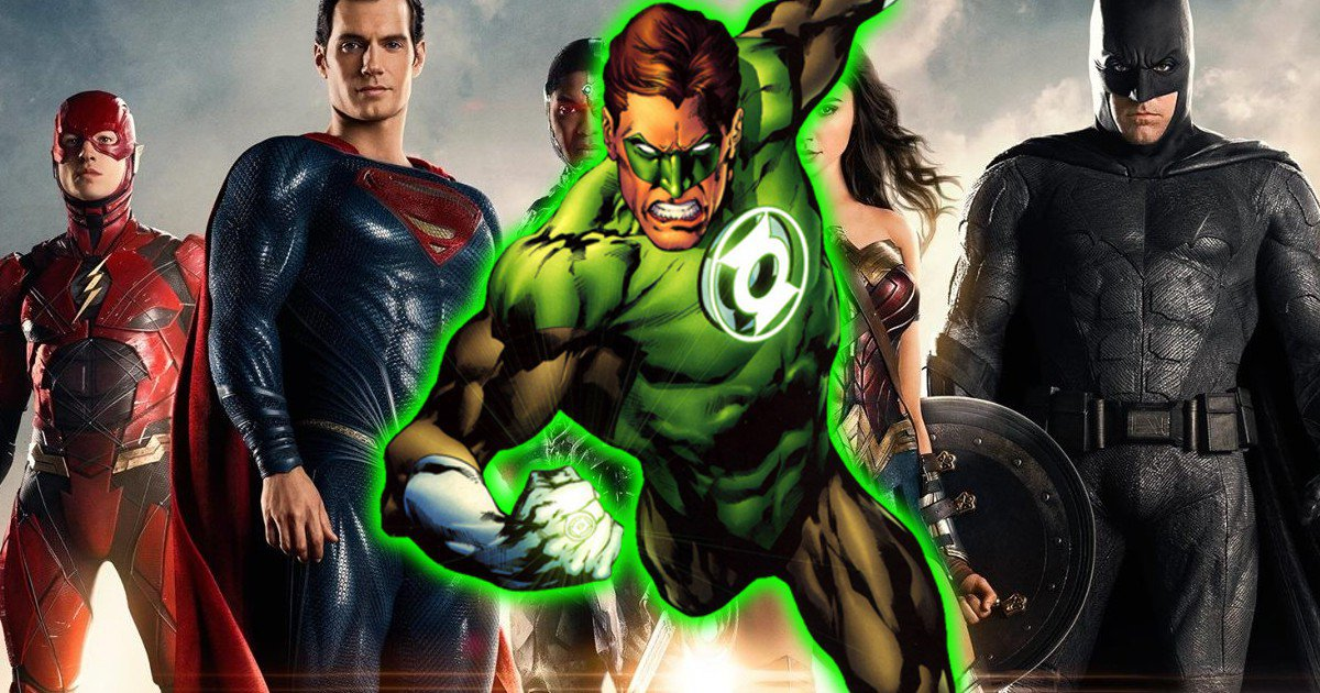 Photo of Will Green Lantern Be Featured In Justice League?
