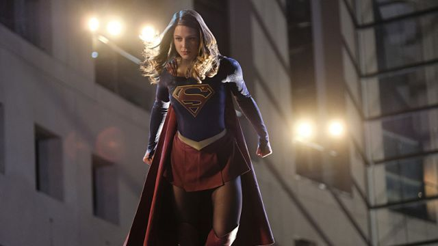 Supergirl Solo Movie