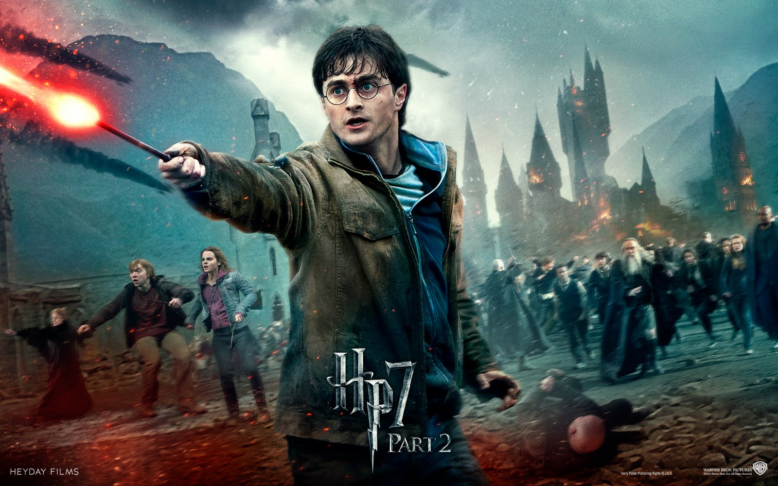 Harry Potter Movies Posters Redesigned With Honest Titles