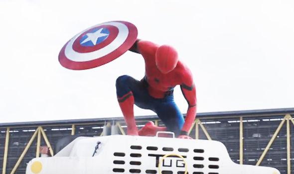 superhero landings