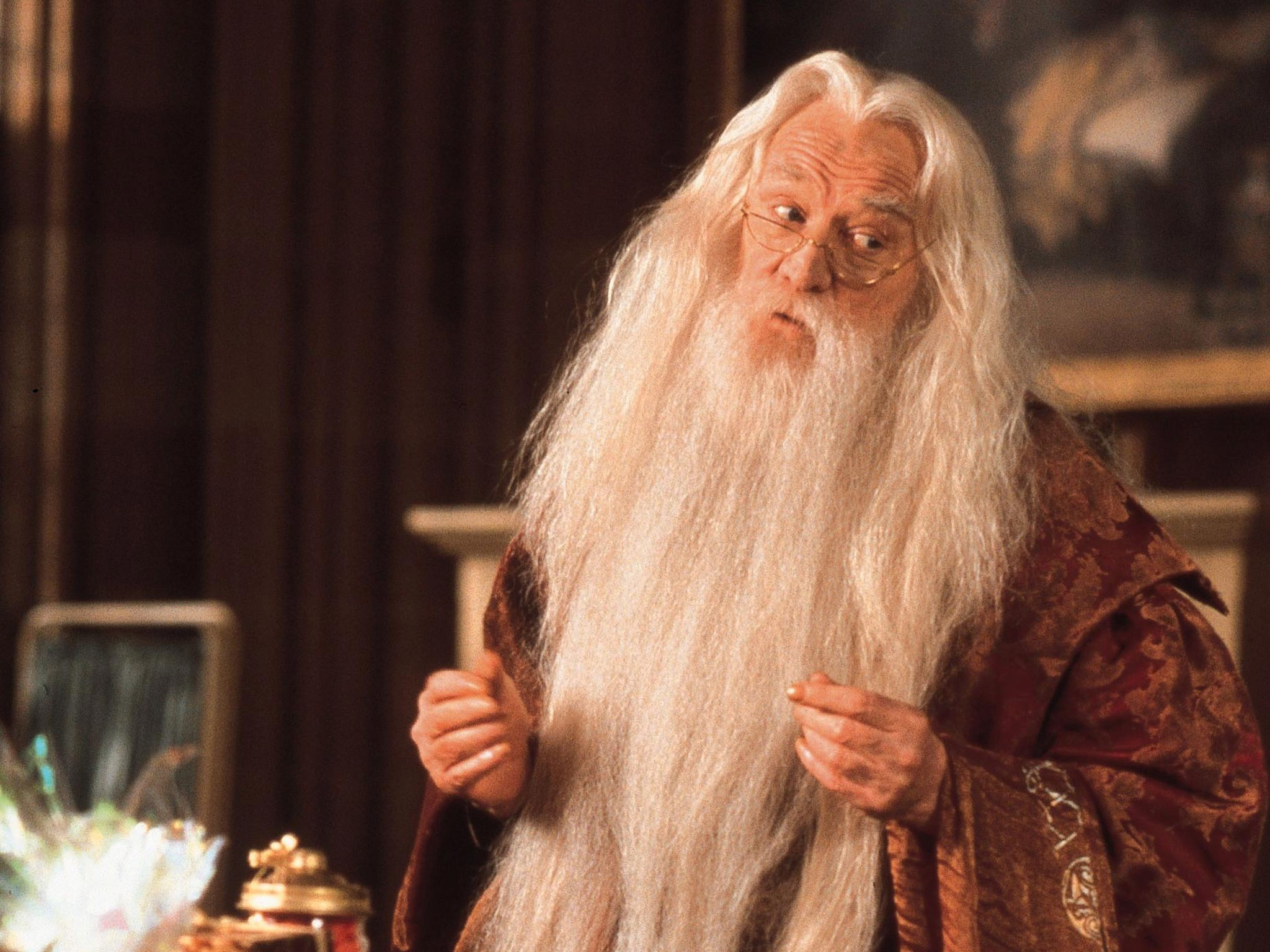 Things You Did Not Know About Albus Dumbledore