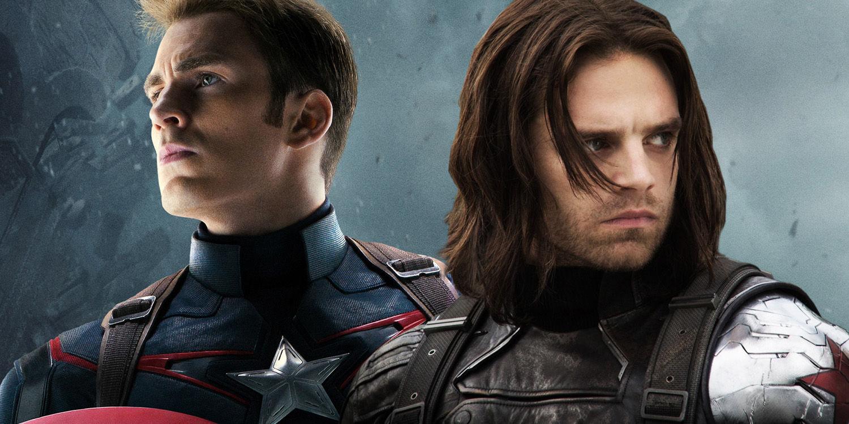 Avengers: Endgame Bucky Barnes Time Stone Sebastian Stan