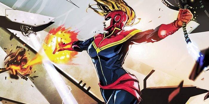 carol-danvers-captain-marvel superhero