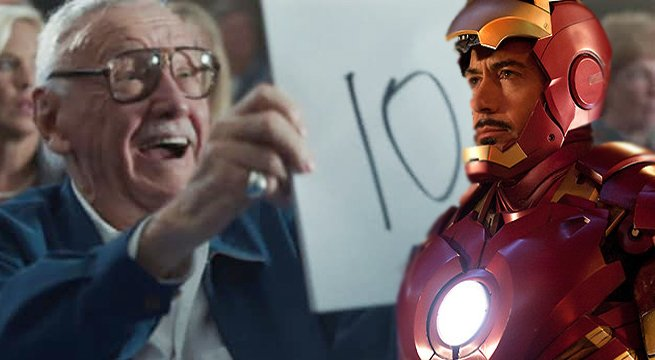 Photo of Stan Lee Just Gave Robert Downey Jr The News He Would Like To Hear