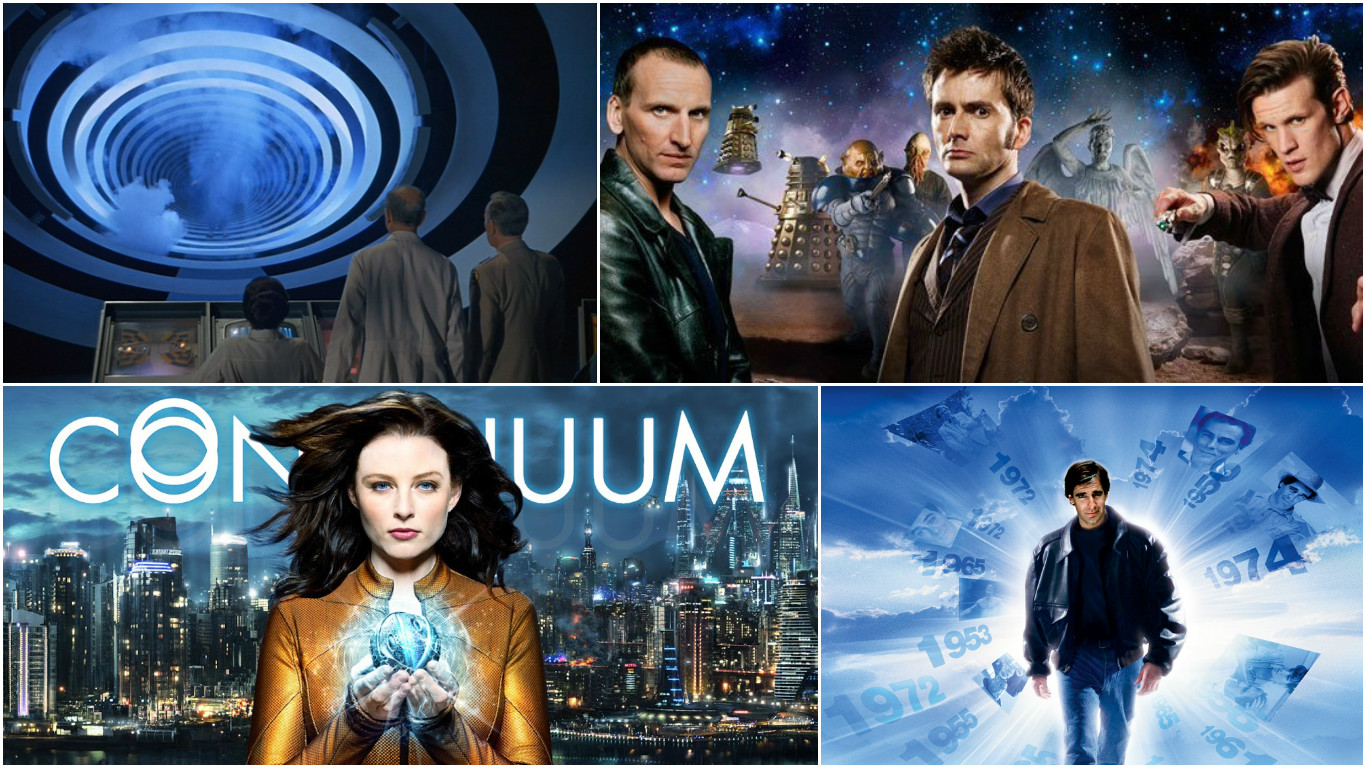 Photo of 10 Time Travel TV Shows : Past, Present And Future
