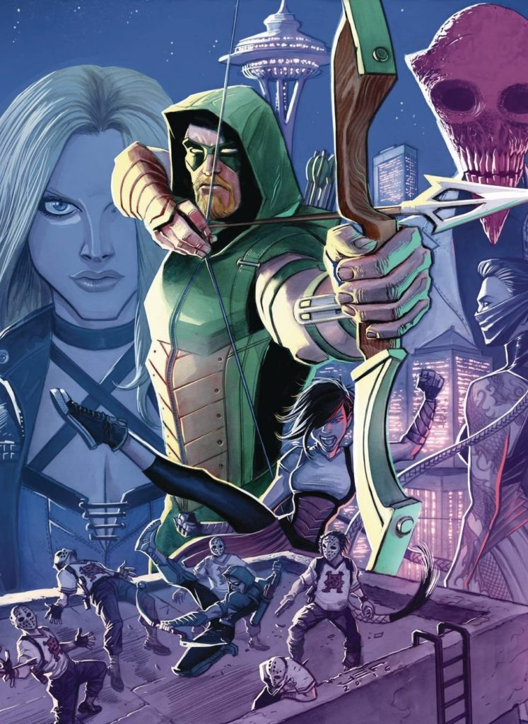 green-arrow-rebirth-issue-1