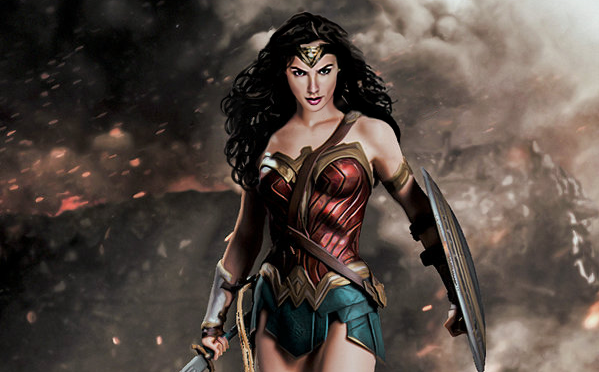 Photo of Who Does Gal Gadot Want As Her Love Interest In WONDER WOMAN?