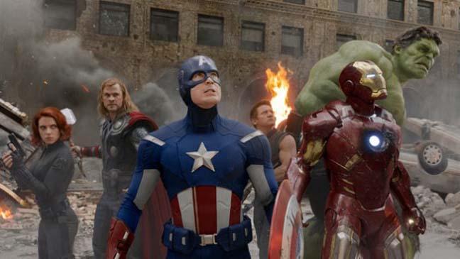 Avengers: Infinity War thanos tony stark
