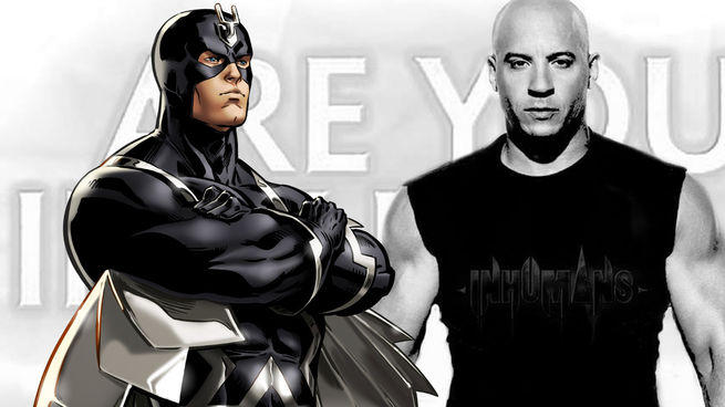 Photo of Vin Diesel Gives Hints Of A MAJOR Future Marvel Movie