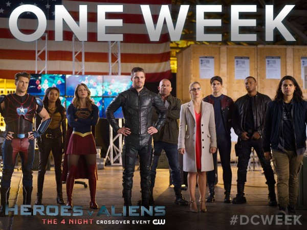 Photo of CW 4 Night Mega Crossover Official Trailer Out !