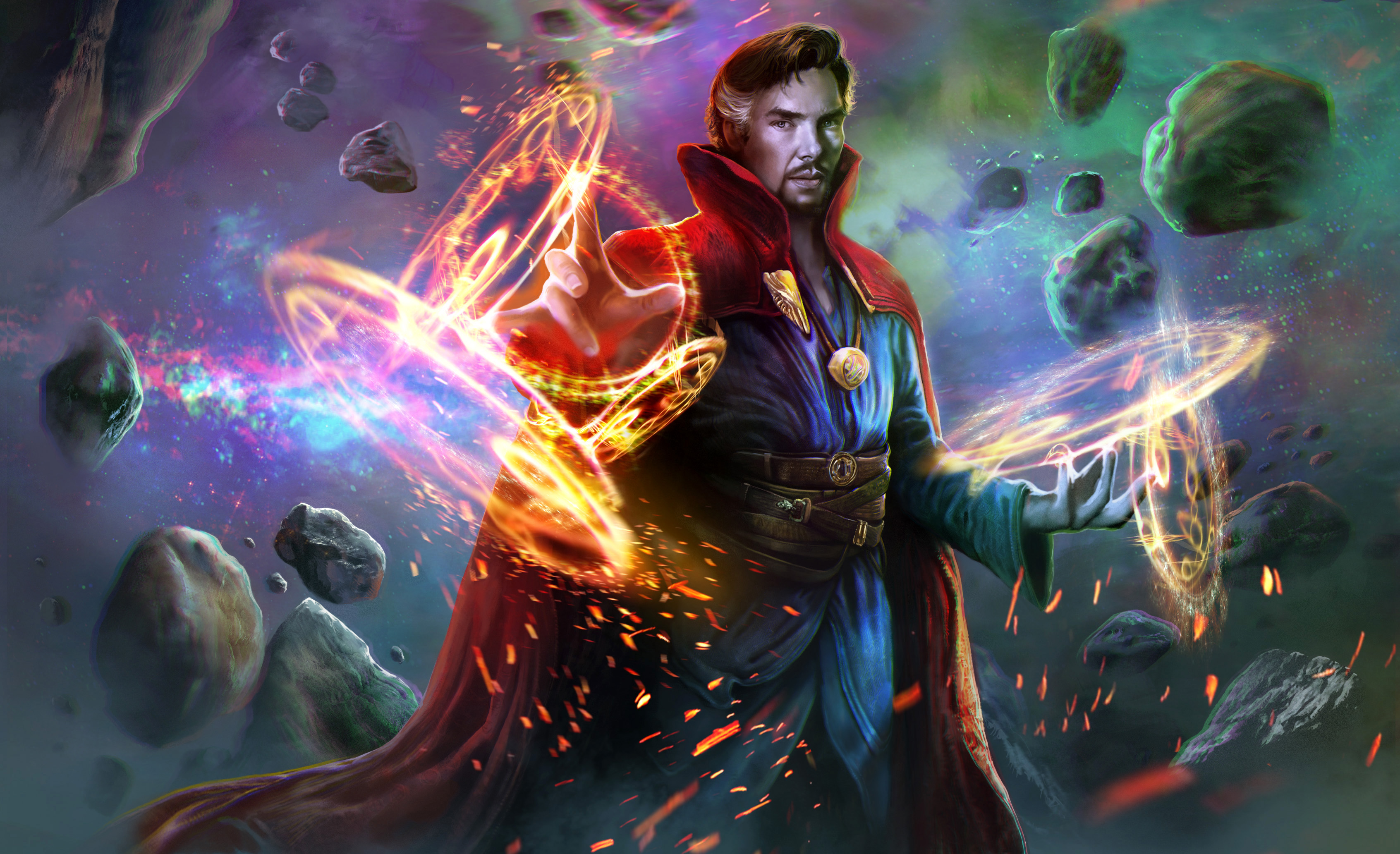 Photo of 5 Superpowers You Didn't Know Doctor Strange Possesses