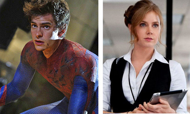 Photo of Andrew Garfield And Amy Adams Spill The REAL Details Behind Superhero Movies