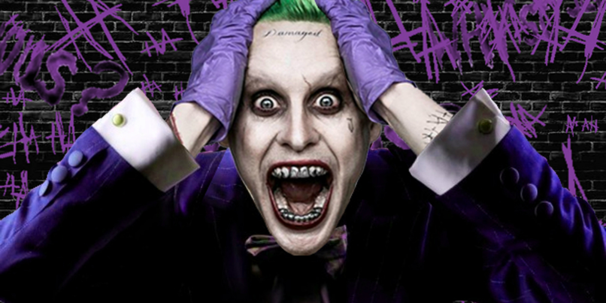 Suicide Squad The Reason Behind Jared Letos Insanity As Joker