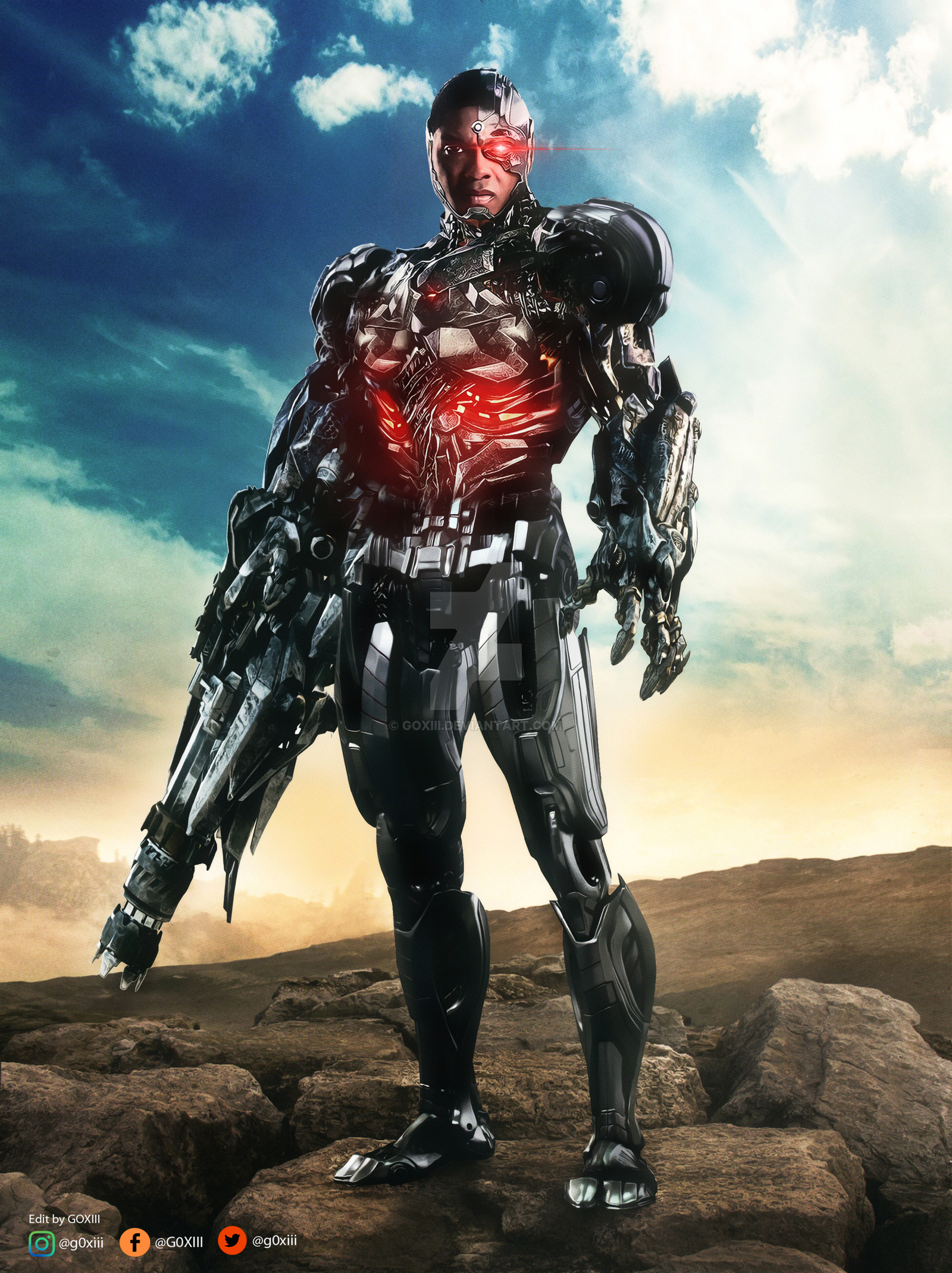 Justice League: A Huge Secret About CYBORG Revealed - QuirkyByte Wolverine