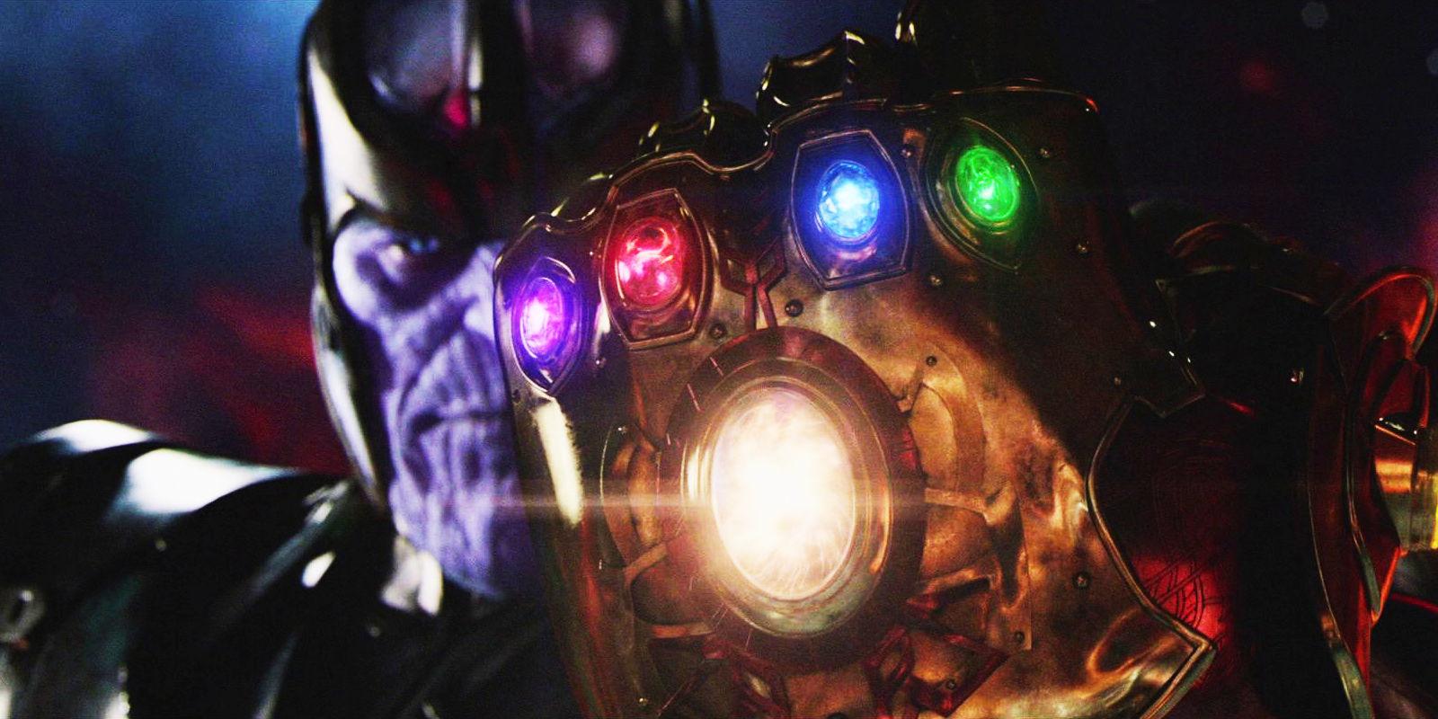 infinity stone thanos avengers