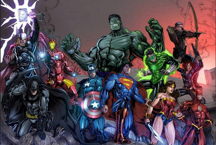 Photo of Greatest Crossovers Ever In The History of Comic Books