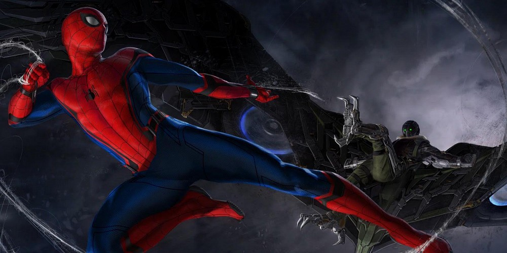spider-man homecoming movie-vulture-images