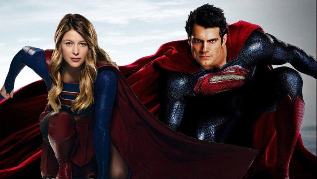 Superman Supergirl WB
