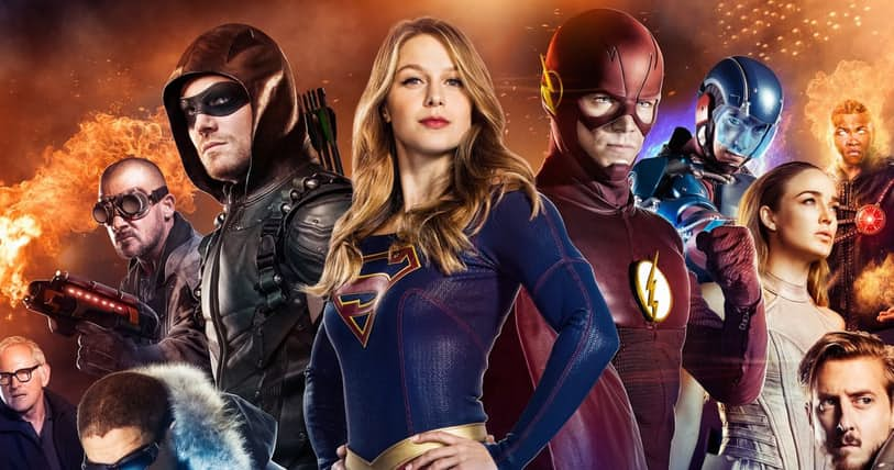 Photo of CW Mega Crossover: 5 Amazing Scenes That Totally Nailed It