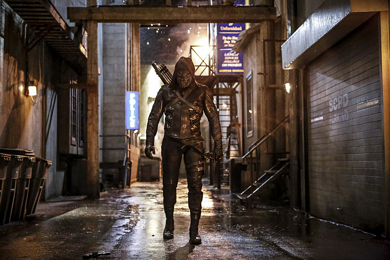 Photo of Arrow S05: Is Prometheus The New District Attorney of Star City?