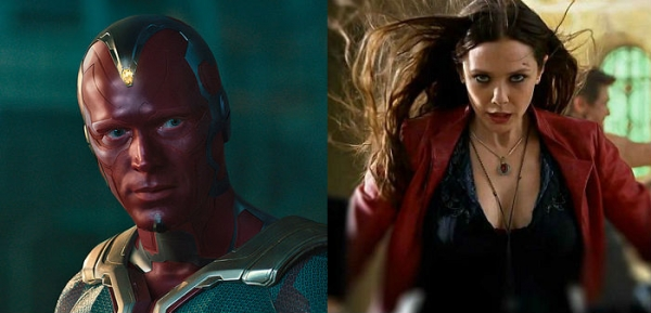 Scarlet Witch Series Vision
