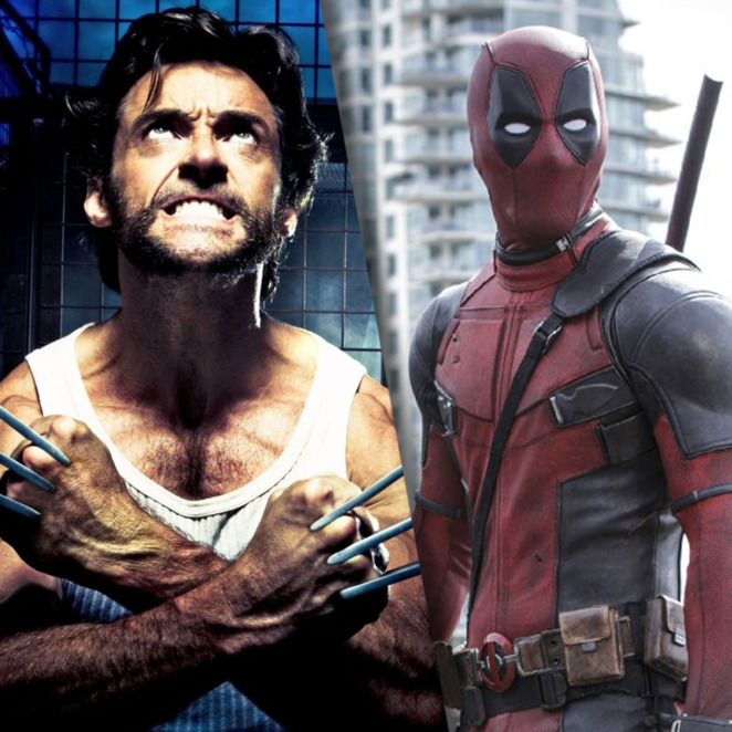 Deadpool Logan Wolverine 3