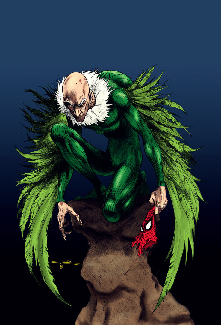 Here are five facts about Spider-Man: Homecoming's new villain The Vulture. He may be one of the interesting villains Spider-man has ever faced: