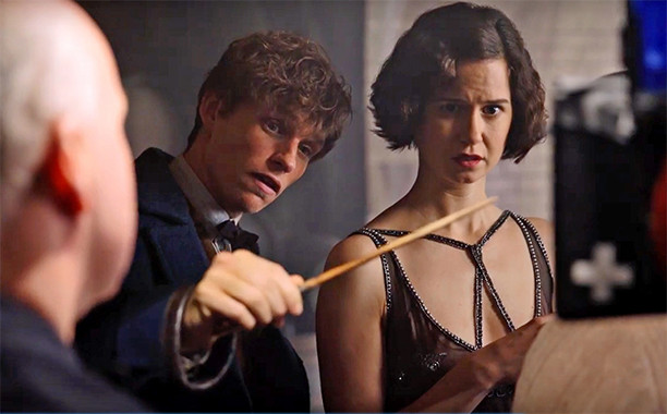 7 Fantastic Beasts scenes