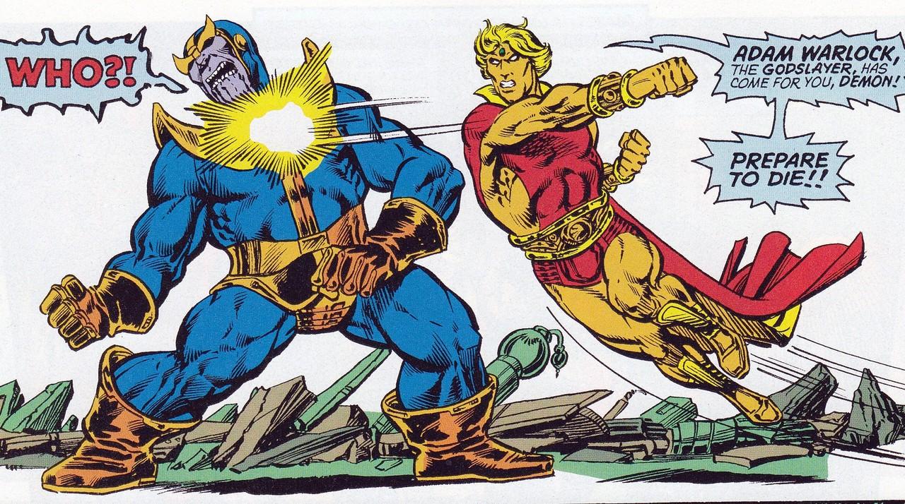 avengers infinity war adam warlock marvel
