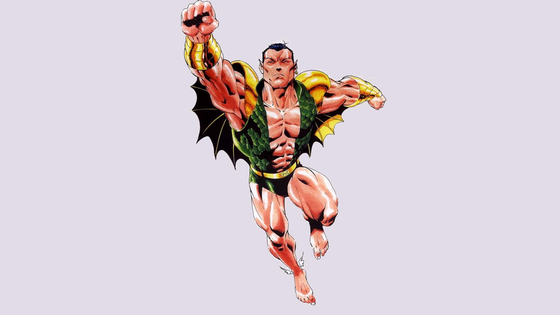 9 superheroes
