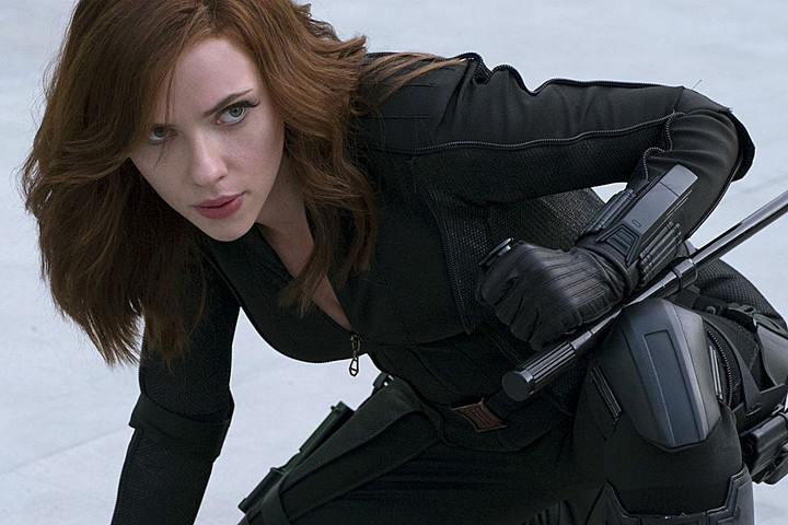 Taika Waititi scarlett johansson black widow movie