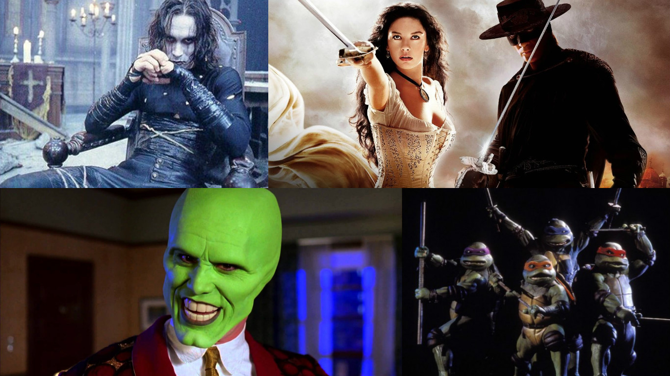 Photo of 10 Most Amazing Superhero Movies of The 1990s