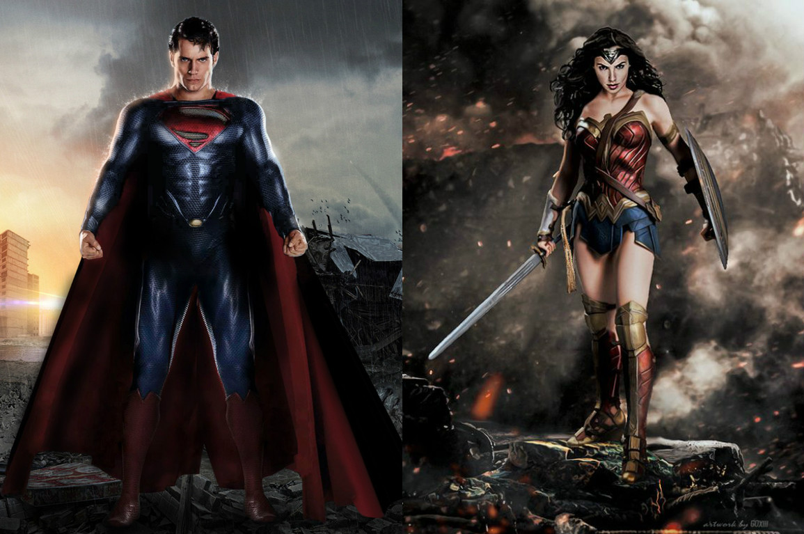 Photo of Here's How Superman Influenced DCEU's Wonder Woman