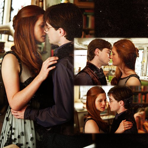 5 Most Favorite Super-Cute Couples in Harry Potter Series ...  5 Most Favorite...