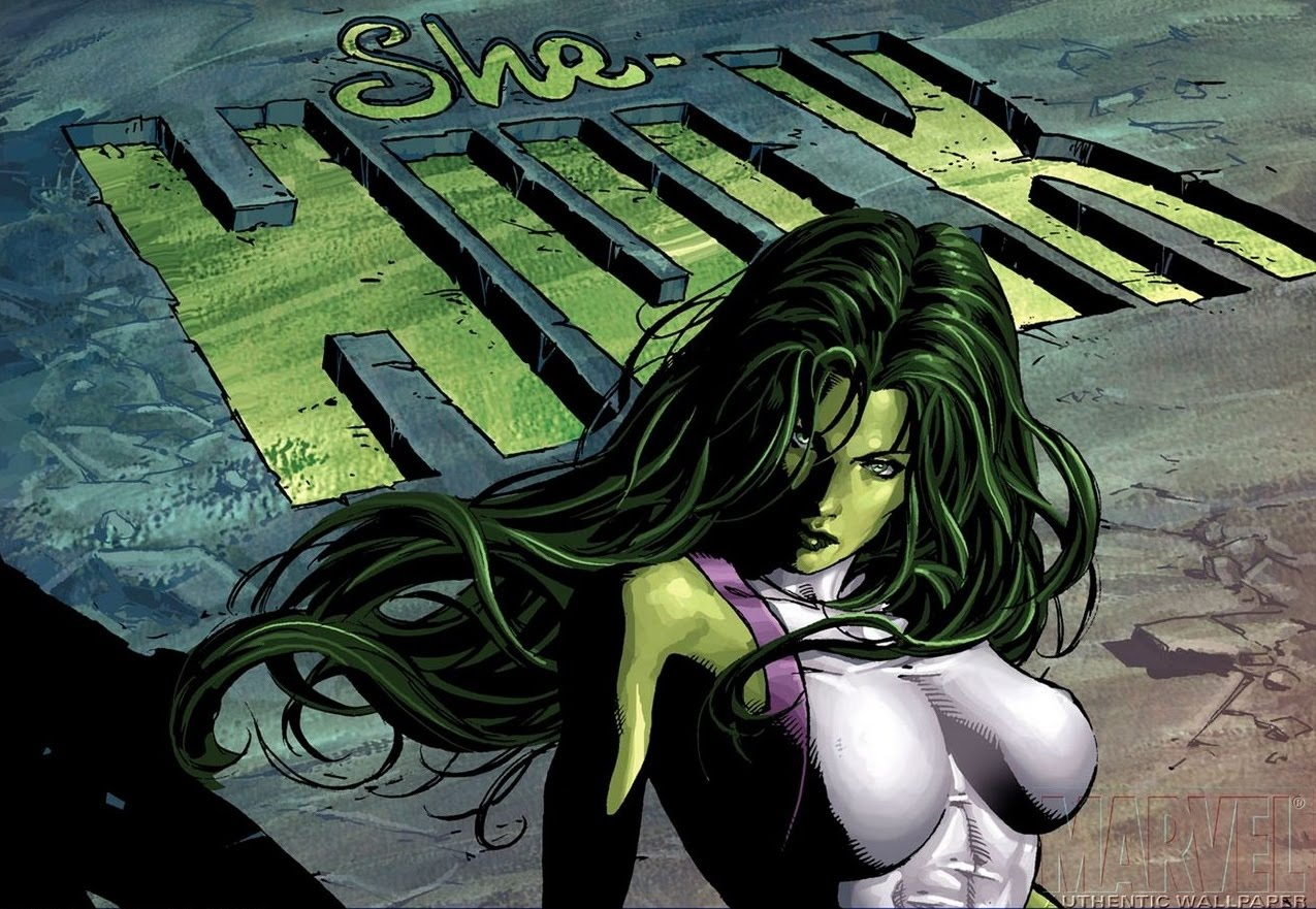 Photo of This Marvel TV Actress Wants To Play She-Hulk In A Movie