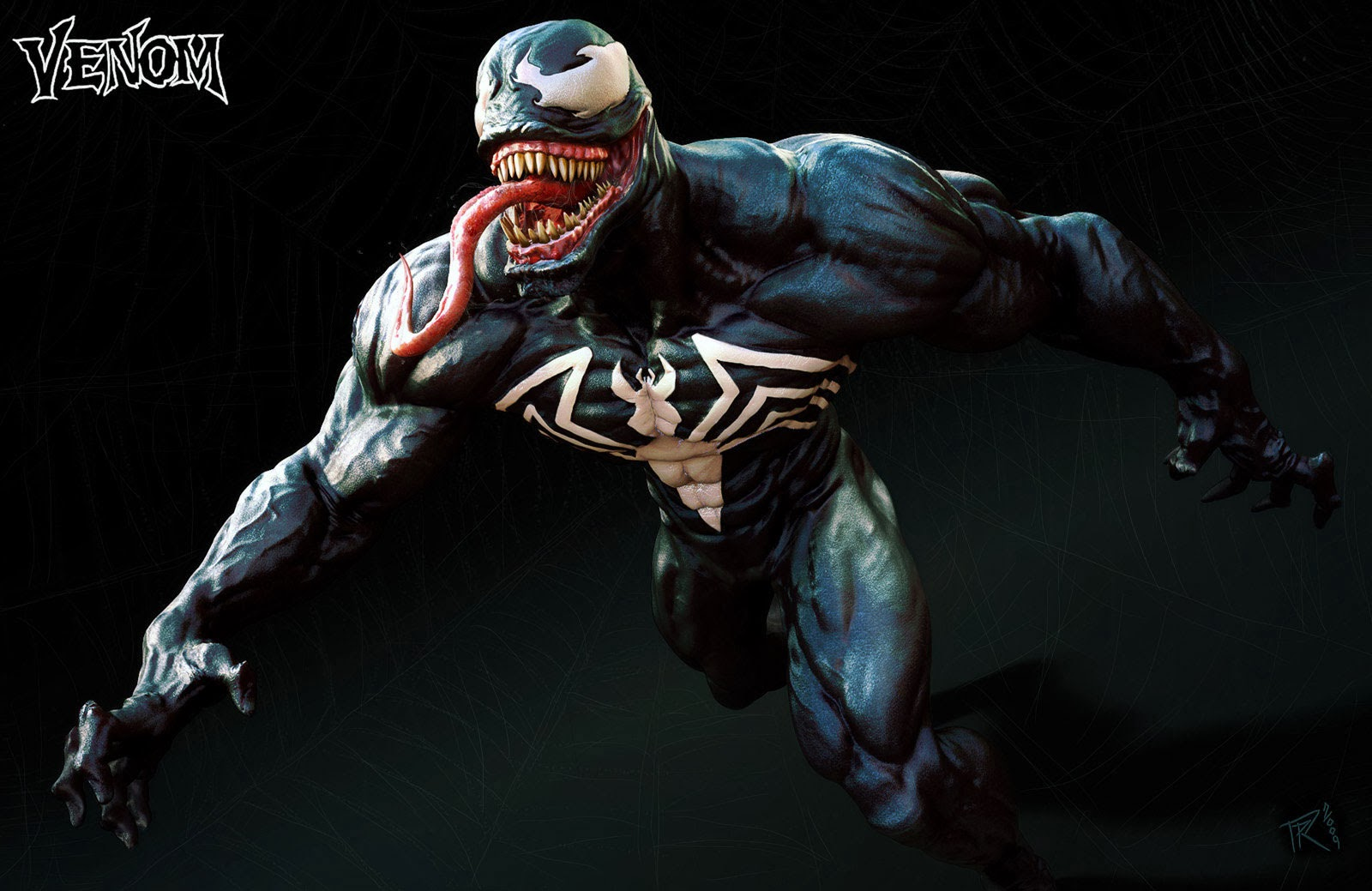 Photo of 5 Characters Who Donned Venom Symbiote Suit