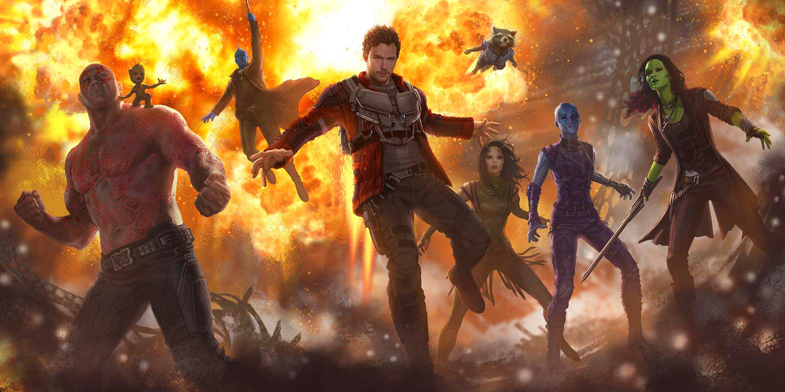 guardians of the galaxy 2 x-men