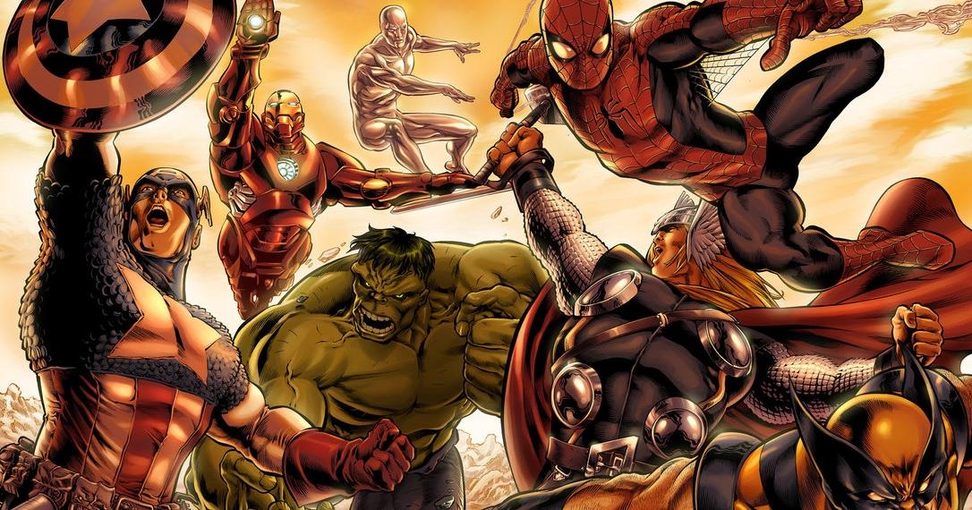 Marvel Storyline