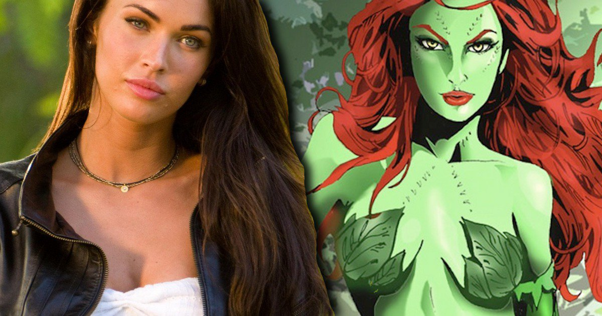 Photo of Is Megan Fox Eyeing For A Major Role In Gotham City Sirens?