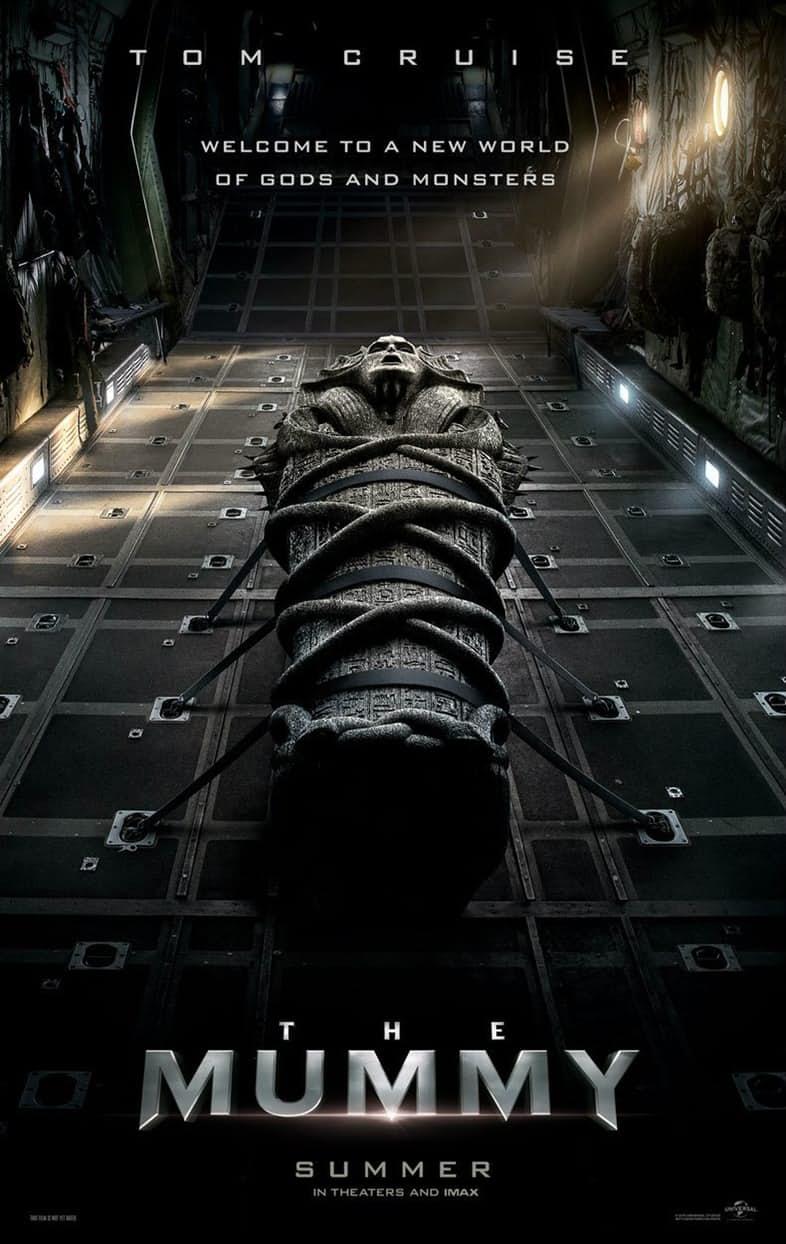 tom cruise movie mummy