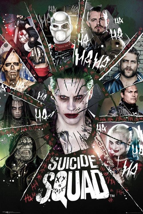 Suicide Squad dceu
