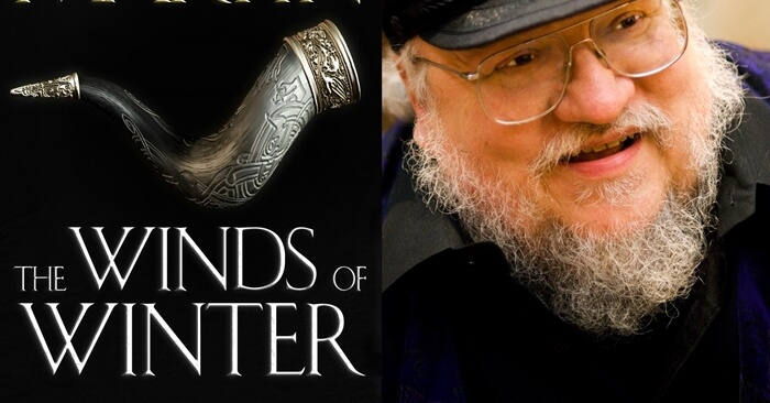 Photo of George RR Martin May Finally Be Ready With The WINDS OF WINTER