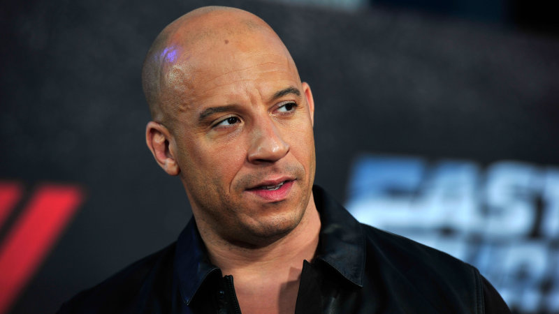 Photo of Vin Diesel 'Sexually Harassed' A Brazilian Interviewer ?
