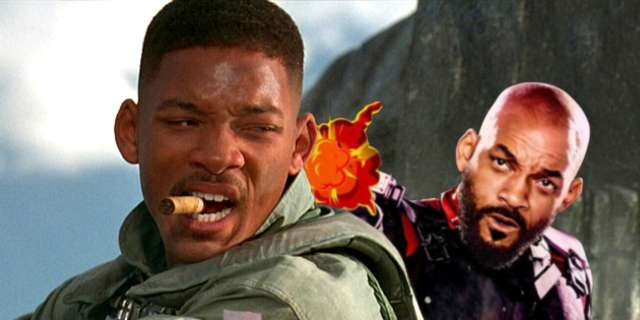Photo of Here's The Reason Why Will Smith Chose Suicide Squad Over Independence Day